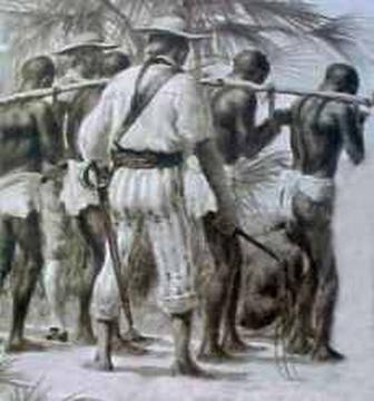 grande africano esclavitud